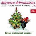Krtkova dobrodružství 5 Krtek a kouzelné Vánoce - Hana Doskočilová, Jan Fuchs