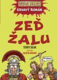 Krvavý román Zeď žalu - Terry Deary