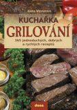 Kuchařka Grilování - Alena Winnerová
