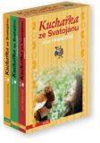 Kuchařka ze Svatojánu - dárkový box (komplet) - Eva Francová