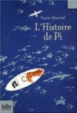 L´histoire de Pi - Yann Martel