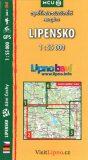 Lipensko - cykloturistická mapa č. 2 /1:55 000 - neuveden
