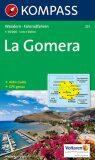 LA GOMERA 1:30 000 - KOMPASS-Karten GmbH