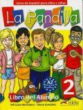 La Pandilla 2 Učebnice + pracovní sešit - Hortelano María Luisa, ...