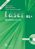 Laser (3rd Edition) B1+:  Workbook with Key & CD Pack - Malcolm Mann