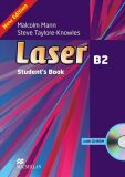 Laser (3rd Edition) B2 Student´s Book & CD-ROM Pack - Malcolm Mann