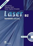 Laser (3rd Edition) B2: Workbook with Key & CD Pack - Malcolm Mann