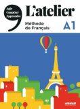 L´atelier A1 - Méthode de francais +DVD - Cocton Marie-Noëlle, ...