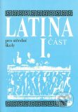 Latina pro střední školy I.část - Vlasta Seinerová