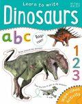 Learn to Write Dinosaurs - kolektiv autorů