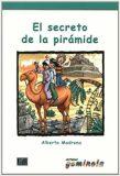 Lecturas Gominola - El secreto de la pirámide - Libro - Alberto Madrona