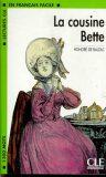 Lectures faciles 3: La Cousine Bette - Livre - Honoré De Balzac