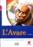 Lectures Mise en scéne 3: L´Avare - Livre + CD - Jean-Baptiste P. Moliére