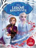 Ledové království 2 Knížka na celý rok - autora  nemá