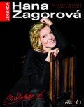Legenda Hana Zagorová Málokdo ví + DVD - Hana Zagorová