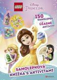 LEGO® Disney Princezna™ Samolepková knížka s aktivitami - kolektiv