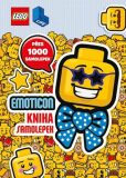 LEGO EMOTICON Kniha samolepek - kolektiv