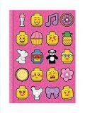LEGO Iconic Deník - růžový - SmartLife