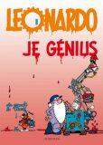Leonardo 1 Je génius - Bob de Groot