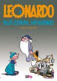 Leonardo 4  - Buď zdráv hi-fi génie! - Bob de Groot