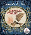 Leonardo da Vinci - Fantastické vynálezy - Hawcock