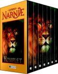 Letopisy Narnie 1.-7. díl - dárkový box (komplet) - C.S. Lewis