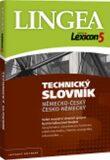 Lexicon 5 Německý technický slovník - CD ROM - Lingea