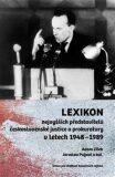 Lexikon nejvyšších představitelů československé justice a prokuratury v letech 1948–1989 - Jaroslav Pažout, Adam Zítek