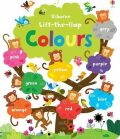 Lift the Flap Colours Book - Felicity Brooks