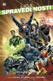 Liga spravedlnosti 5: Věční hrdinové - Geoff Johns, Ivan Reis