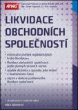 Likvidace obchodních společností - Jana Pilátová,  J. Richter, ...