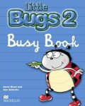 Little Bugs 2: Busy Book - Carol Read, Anna Soberon