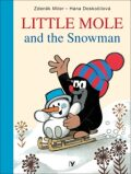 Little Mole and the Snowman - Hana Doskočilová