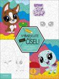 Littlest Pet Shop - Vybarvujte podle čísel! -