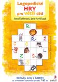 Logopedické hry pro větší děti - Ilona Eichlerová, ...