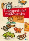 Logopedické maľovanky - Ivana Novotná