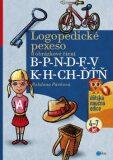 Logopedické pexeso a obrázkové čtení B-P-N-D-F-V-K-H-CH-ĎŤŇ - Bohdana Pávková