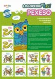 Logopedie mě baví - pexeso – zvukomalebná slova - Kresli.to