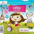 Lucka a její písničky - Milá zebra