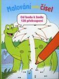 Malování podle čísel - Dinosauři - Koniasch Latin Press