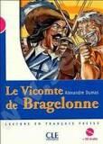MISE EN SCENE 3 LE VICOMTE DE BRAGELONE & CD - Alexandre Dumas