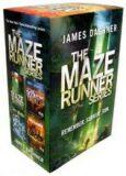 The Maze Runner Series 1-4 - James Dashner
