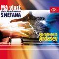 Má vlast - klavírní verze - CD - Bedřich Smetana