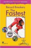 Macmillan Factual Readers 5+ Record Breakers - The Fastest - Brenda Stones