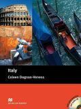 Macmillan Readers Pre-Intermediate: Cultural Reader - Italy Pk with CD - Coleen Degnan-Veness