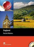 Macmillan Readers Pre-intermediate: England Book with CD - Rachel Bladon