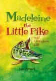 Madeleine the Little Pike and a rainbow ball - Jan Opatřil