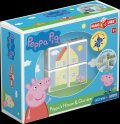 Magicube Peppa Pig House and Garden - Geomag