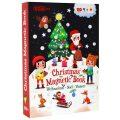 Magnetická kniha Vánoce / Christmas Magnetic Book - kolektiv autorů