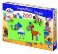 Magnetické puzzle ZOO v krabici - neuveden